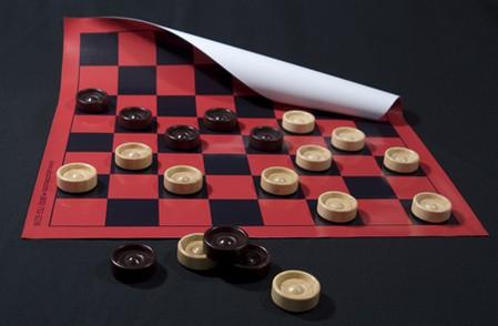 О шашечной комбинации