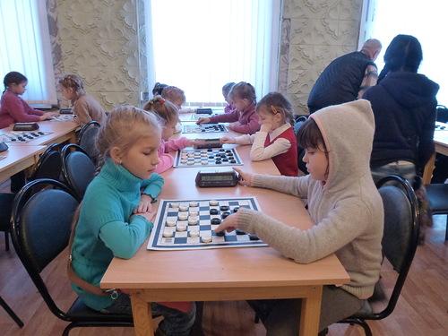 Личное первенство Брянской области по русским шашкам