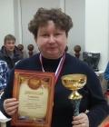 Чемпионат Москвы по международным шашкам среди женщин