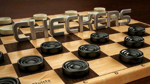 Как решать шашечные этюды