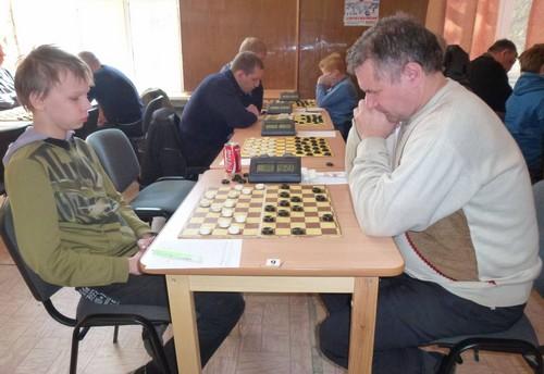 5-ый международный турнир по стоклеточным шашкам в Беларуси