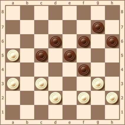 Жертвы двух шашек