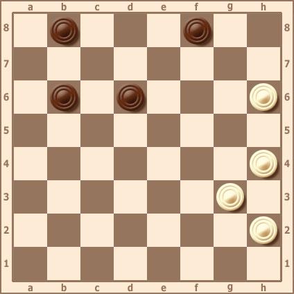 Как выиграть шашку