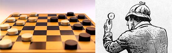 Шерлок Холмс и шашки